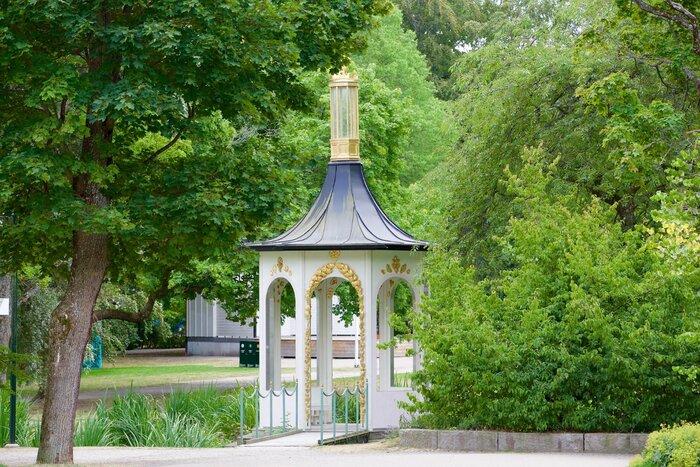 Linköping - A park in the city